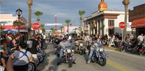 Main Street Daytona Bike Week